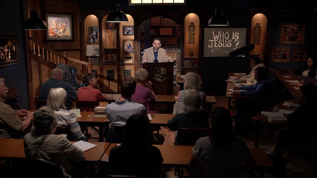 Lectio: The Case for Jesus - Session 9
