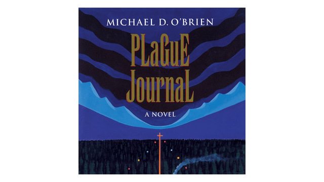 Plague Journal: A Novel by Michael D....