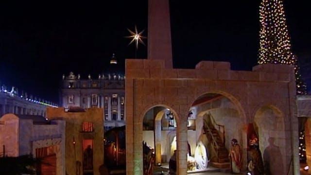 Navidad en Roma: Alegría en la ciudad...