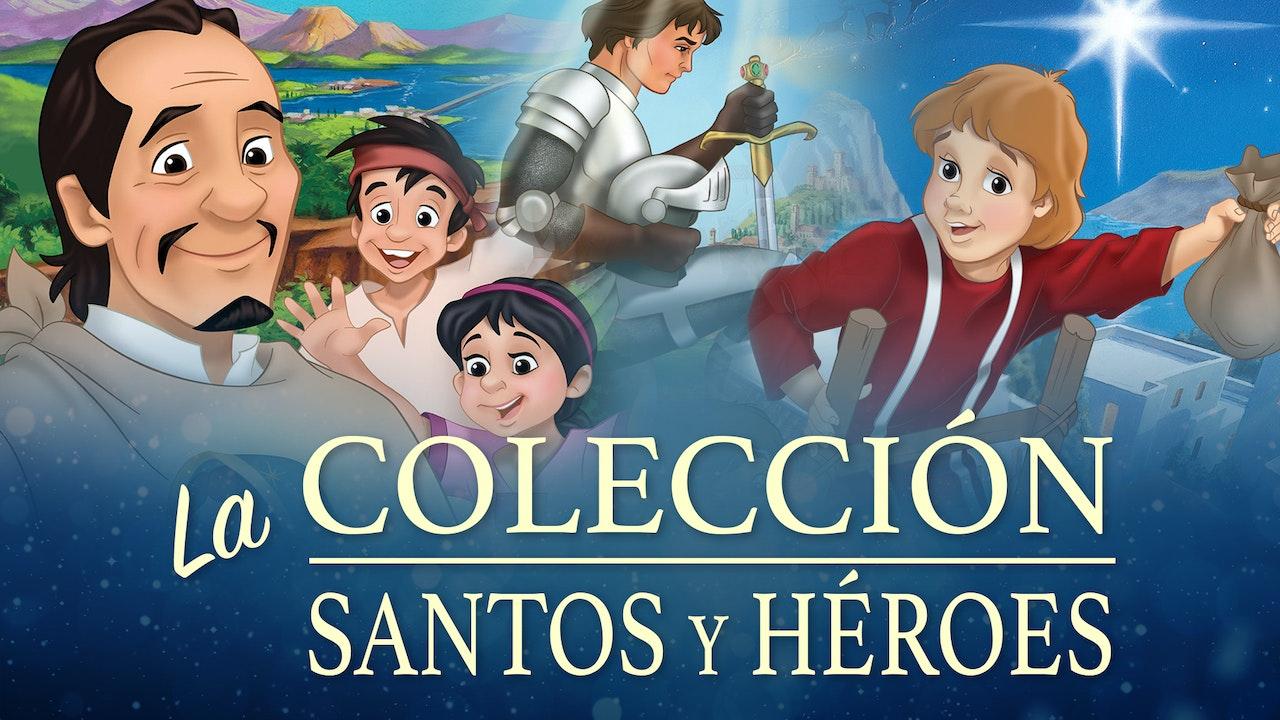 La colección: Santos y Héroes