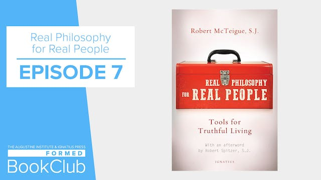"FORMED Book Club - ""Real Philosophy F..."