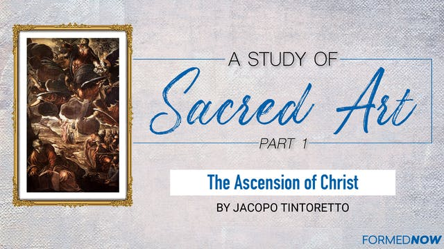Sacred Art: The Ascension