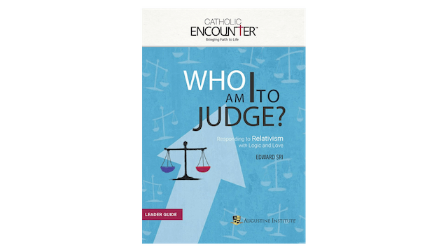 Who Am I to Judge? Leader Guide PDF