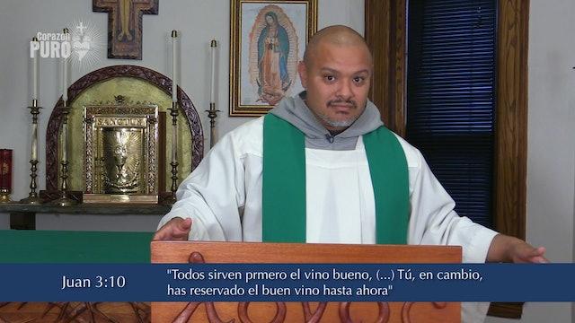 Segundo Domingo de Tiempo Ordinario—Enero 20, 2019