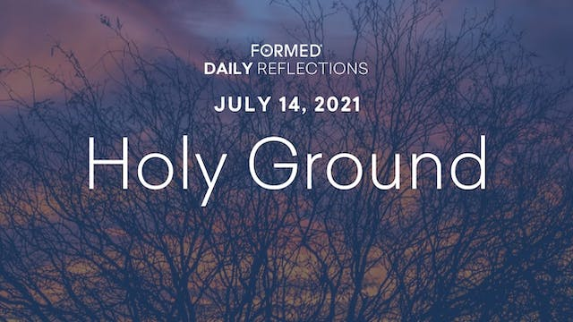 Daily Reflections – July 14, 2021