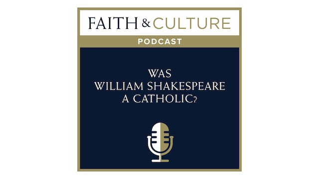 Was William Shakespeare a Catholic?