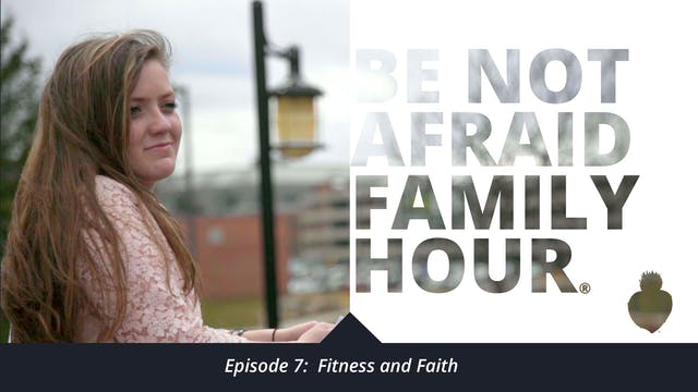 Episode 7: Fitness and Faith Jared Zi...