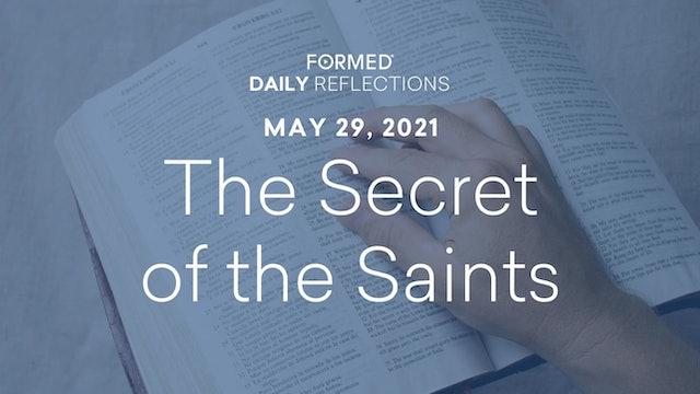 Daily Reflections – May 29, 2021