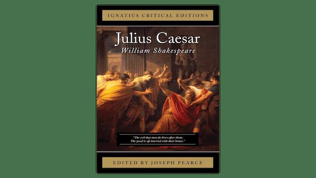 EPUB: Julius Casesar by William Shakespeare ed. by Joseph Pearce