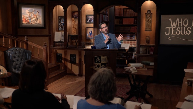 Lectio: The Case for Jesus - Session 5