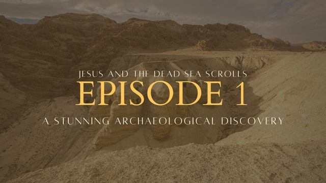 Episode 1: A Stunning Archaeological Find