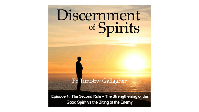 The Second Rule: Strengthening Movement of the Good Spirit v Biting of the Enemy