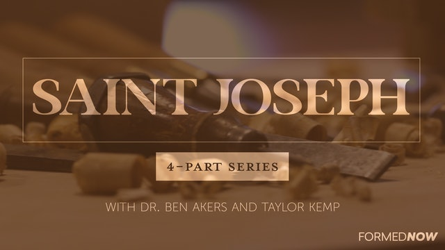 Saint Joseph (4-Part Series)
