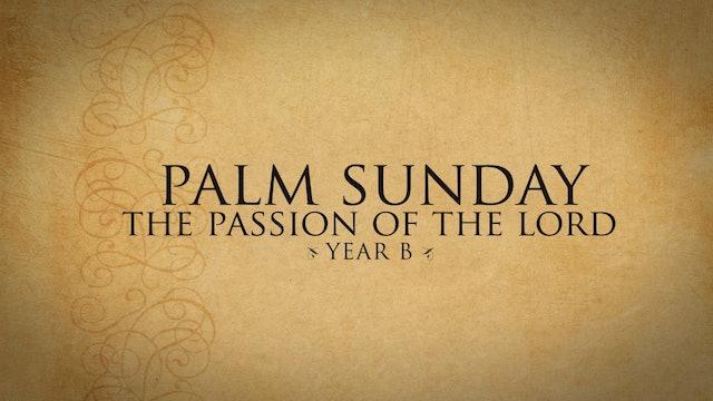 Palm Sunday (Year B)