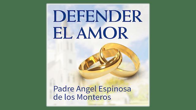 Defender el Amor por Padre Ángel Espinosa de los Monteros