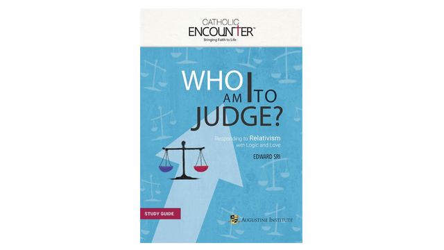 Who Am I To Judge? Study Guide