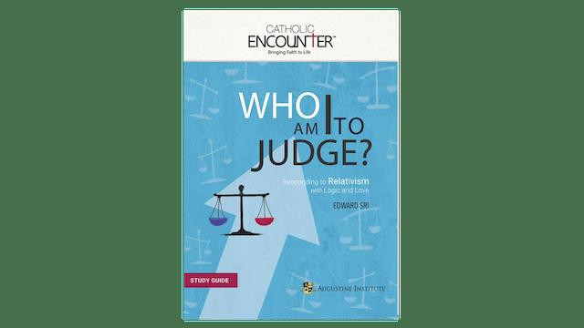 Who Am I To Judge? Study Guide PDF