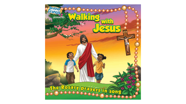 Walking with Jesus: The Rosary Prayers in Song