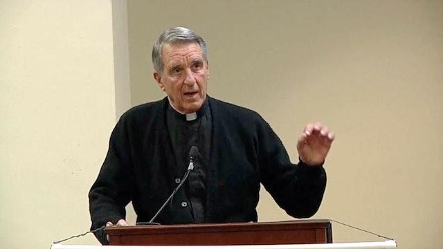 The Aim of Life is Appreciation by Fr. Joseph Fessio