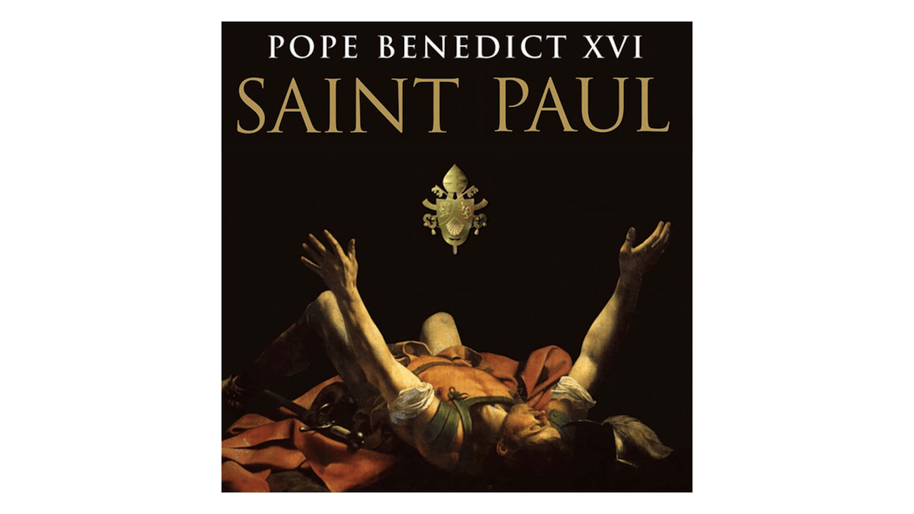 Saint Paul by Pope Benedict XVI