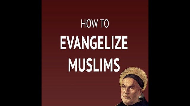 How to Evangelize Muslims