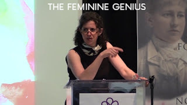 The Feminine Genius - Helen Alvare