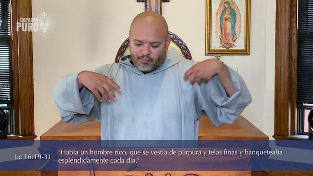 Vigésimo sexto Domingo de Tiempo Ordinario—Septiembre 29, 2019