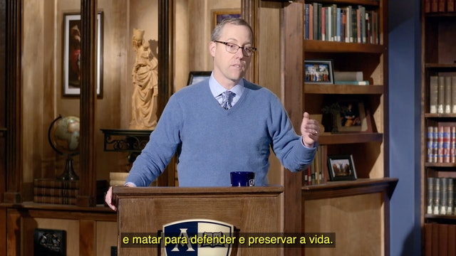 Lectio: Mark (Portuguese) - Episode 5