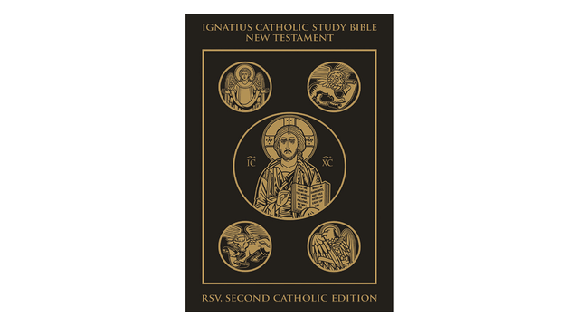 KINDLE: Ignatius Catholic Study Bible New Testament