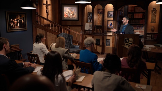 Lectio: The Case for Jesus - Session 3