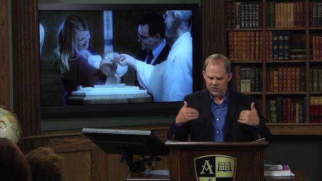Reborn - Evangelization through Baptism: A Catechist Training for Reborn