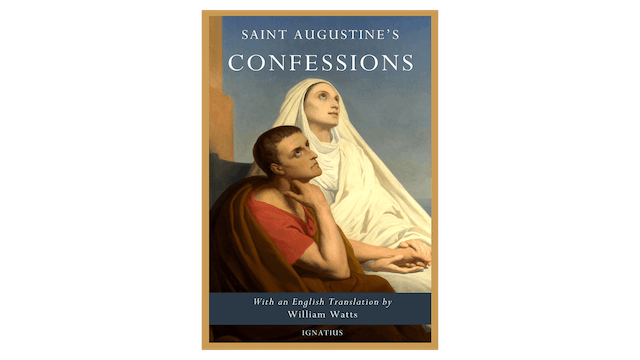 KINDLE: St. Augustine's Confessions