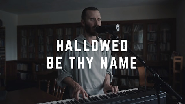 SHADE -- Hallowed Be Thy Name -- Brother Isaiah (Live)
