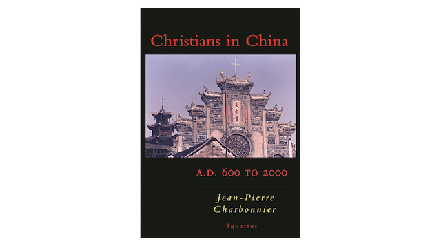 EPUB: Christians in China by Fr. Jean Charbonnier