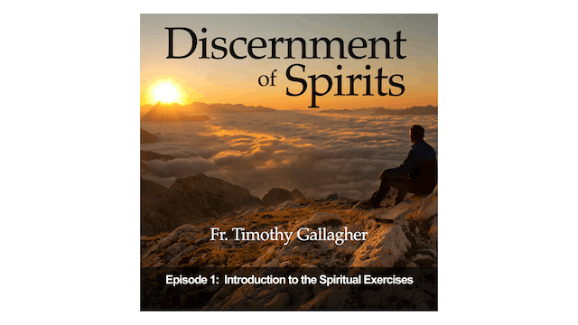 Introduction to the Spiritual Exercises
