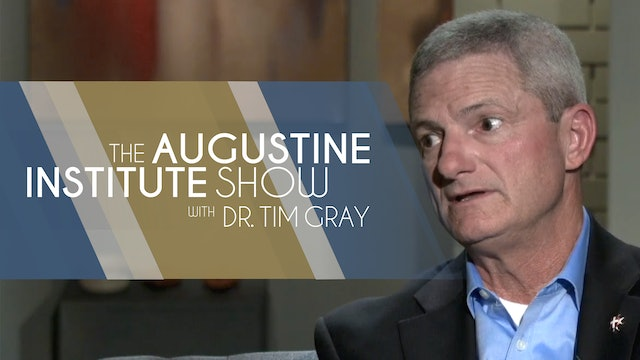 The Augustine Institute Show with Dr. Tim Gray - 3/23/21 - Tim Jeffries