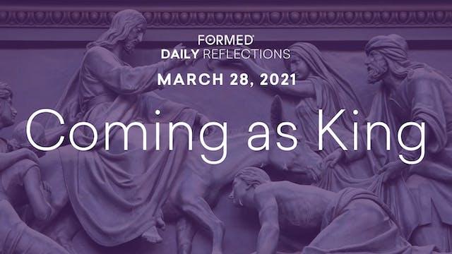 Lenten Daily Reflections – Palm Sunda...