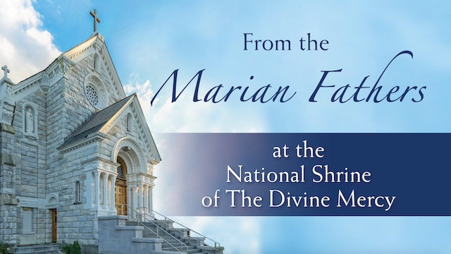 Divine Mercy Sunday Reflection 2020 from Fr. Michael Gaitley