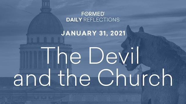 Daily Reflections – January 31, 2021