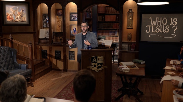 Lectio: The Case for Jesus - Episode 2
