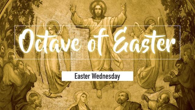 Easter Wednesday