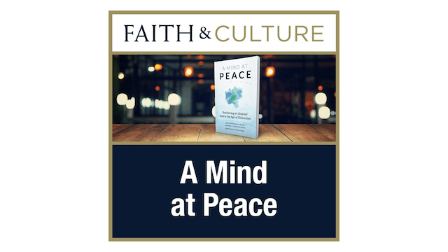 A Mind at Peace with Dr. Christopher Blum