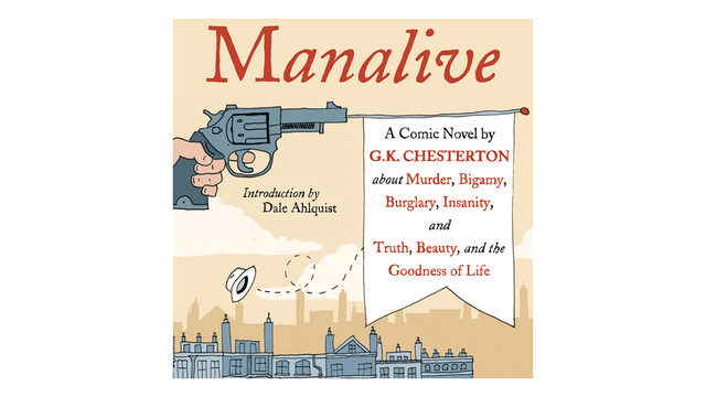 Manalive by G.K. Chesterton