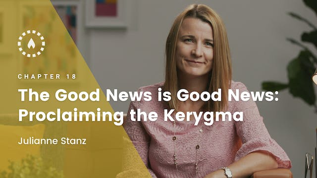 Chapter 18: The Good News is Good New...