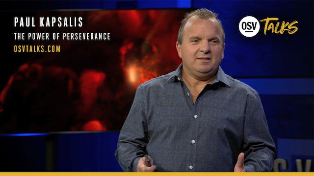 The Power of Perseverance with Paul K...