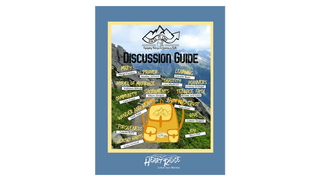 Pass It On Discussion Guide