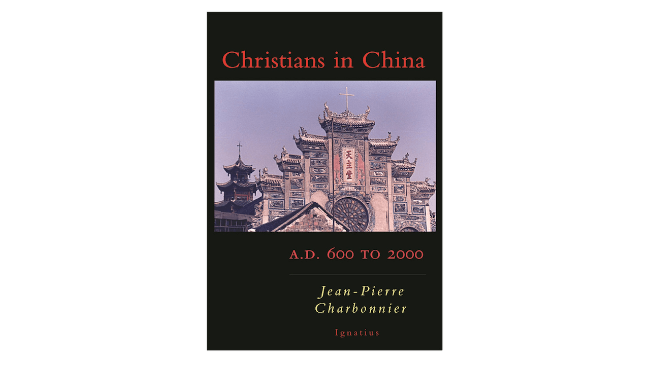 Christians in China by Fr. Jean Charbonnier