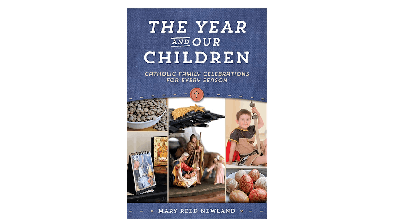 The Year and Our Children by Mary Newland Reed
