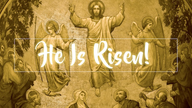 Happy Easter from FORMED!