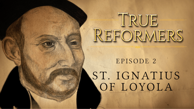Saint Ignatius of Loyola: Soldier for...